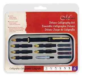 Manuscript-Deluxe-CALIGRAF-A-PLUMA-ESTILOGRAFICA-6-cursiva-Cartuchos-de-tinta