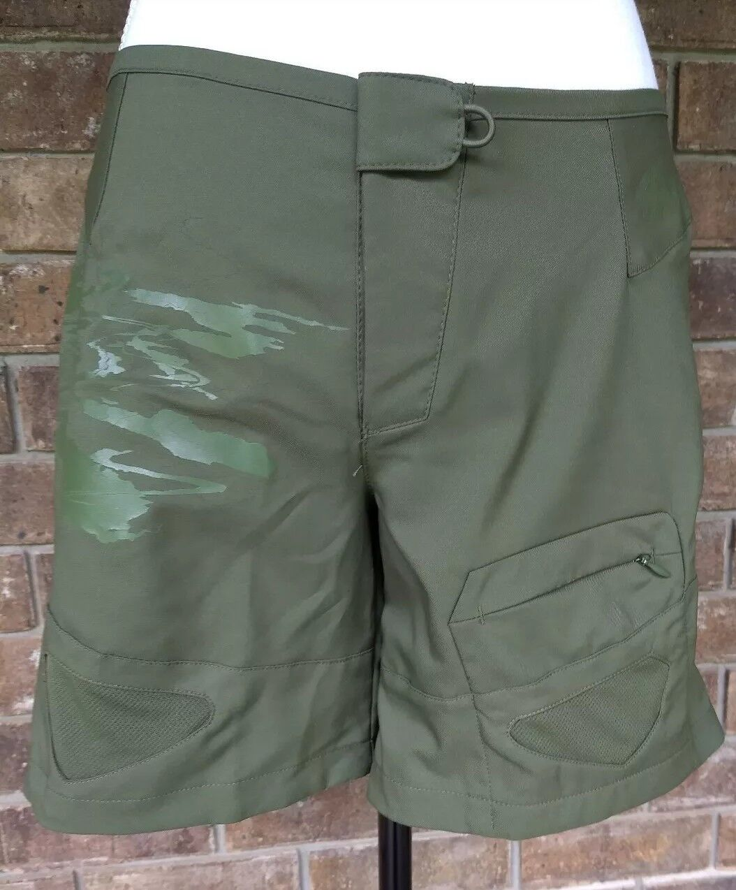 Rare NWT NIKE All Condition Gear ACG Vented Trail Hiking Shorts Women's Size 6