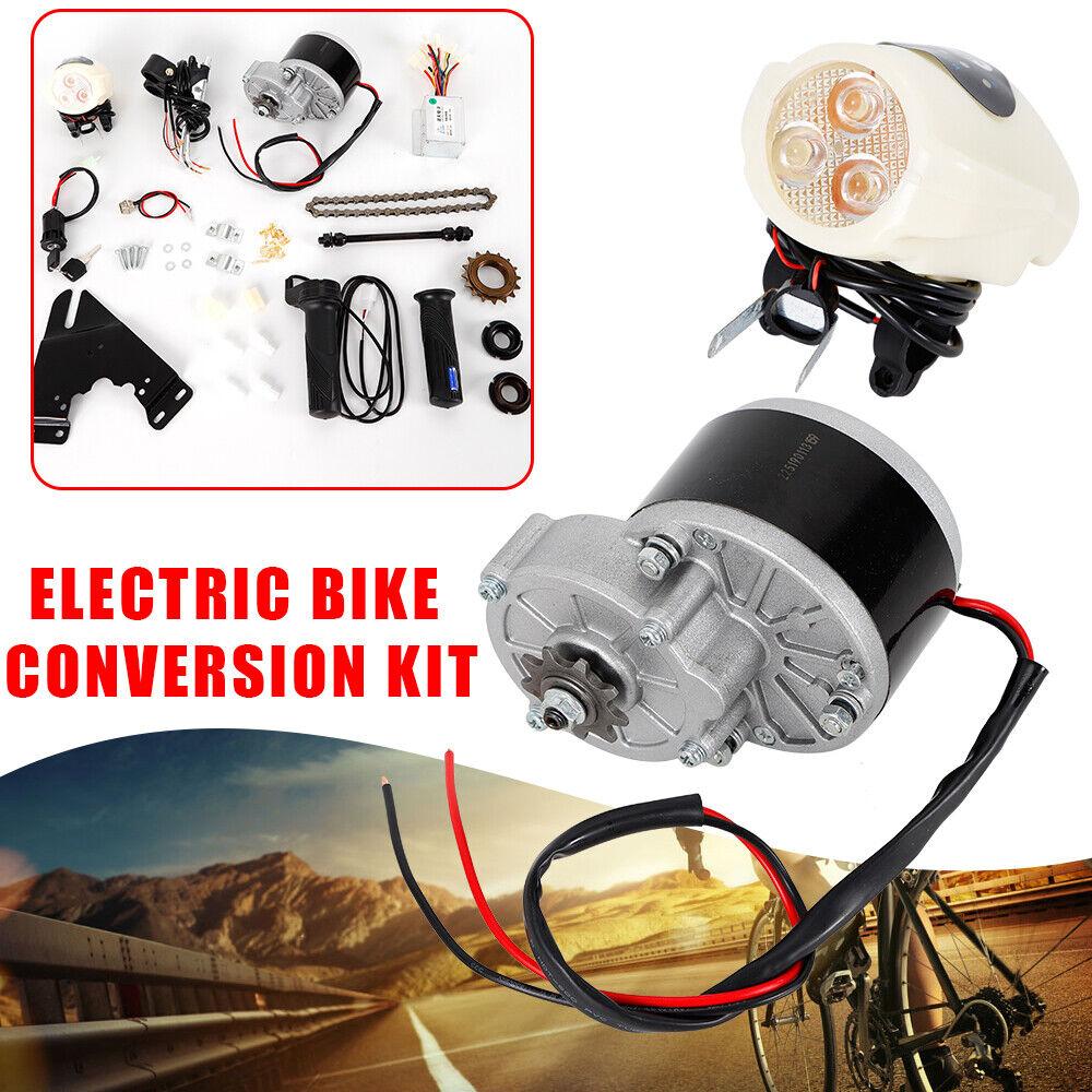24V 36V 250W ELECTRIC BICYCLE MOTOR KIT E-BIKE CONVERSION  KIT SIMPLE DIY EBIKE  outlet online store