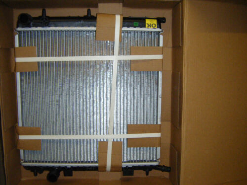 Peugeot 207 1.4i 8v Peugeot 207 1.4i 16v RADIATOR 2006 Manual Only