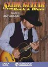 Slide Guitar for Rock and Blues 0073999289718 With Roy Rogers DVD Region 1