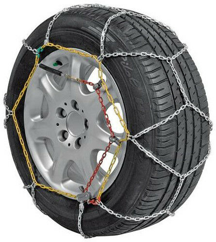 "Catene da neve Lampa da 9mm per Automobili con cerchio 13/"" pneumatici 175//50-13"