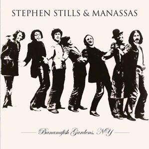 Stephen-Stills-amp-Manassas-Bananafish-Gardens-NY-2016-CD-NEW-SPEEDYPOST