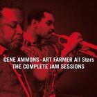 Complete Jam Sessions [Bonus Tracks] [Remastered] by Gene Ammons/Art Farmer (CD, Nov-2013, 2 Discs, American Jazz Classics)