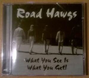 ROAD-HAWGS-What-You-See-Is-What-You-Get-CD-neuf-scelle-sealed-Lynyrd-Skynyrd