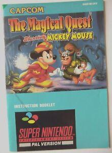 51329-manual-de-instrucciones-el-Magico-Quest-protagonizada-por-Mickey-Mouse-Nintendo-S