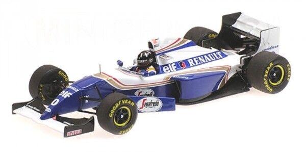 Williams renault fw16b nº 0 winner Belgium gp formula 1 1994 (damon hill)