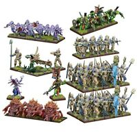 Nauritica Mega Force -kings Of War - Trident Realms - Brand