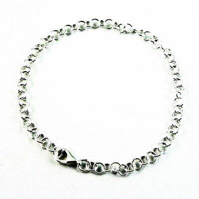 Charm Silber925 Armband 21cm für Charms S20002