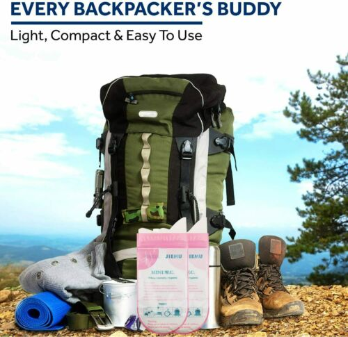 Portable Disposable Urine Bags Camping Pee Bags Travel Emergency Urinal Toilet