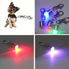 Nuevo Colgante Collar Con Luz Led Para Perros Gatos Seguridad LED Luz Para Noche