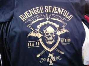 AVENGED-SEVENFOLD-T-Shirt-Hail-To-The-King-OFFICIAL-MERCHANDISE