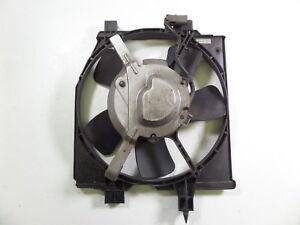 03 Mazdaspeed Protege MSP OEM Cooling Fan Radiator Calsonic Mazda Turbo FS-DET