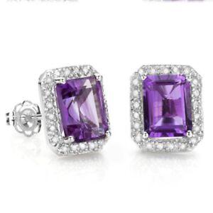 Ohrringe-Ohrstecker-Emma-925er-Silber-3-01-Kt-echter-Amethyst-Diamant