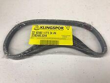 Sanding Belts 12 X 24 Klingspor New P240 Grit 10 Pack