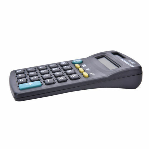 U STUDY SMALL 8 DIGIT DISPLAY MINI POCKET SIZE CALCULATOR for Home School Office