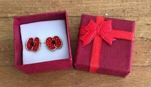 rhinestones-red-poppy-flowers-earrings-studs