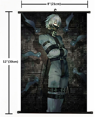 Japanese Anime DRAMAtical Murder Home Decor Poster Wall Scroll 2010
