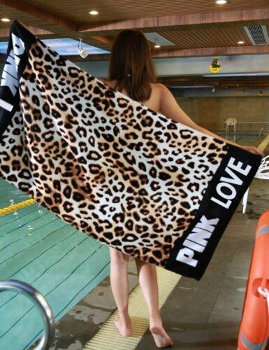Victoria/'s Pink Beach /& Pool Towel Beach Mat New w// Tags 70*147cm