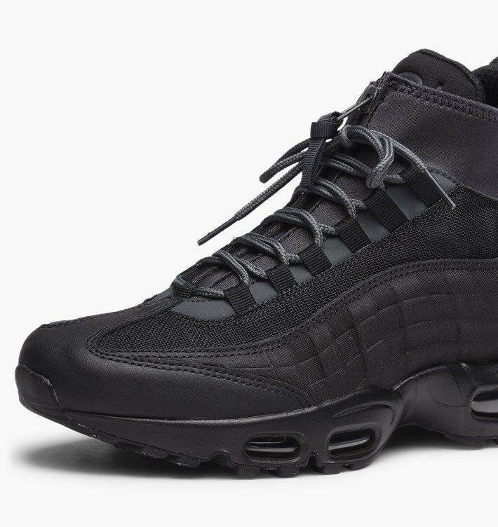 Nike Air Max 95 Sneakerboot, Sneakerboot, Sneakerboot, Hiver Baskets, UK10, Noir/Anthracite, 806809001 6bba32