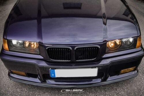 NERO LUCIDA renale FRONT GRILL 3er BMW e36 Compact Facelift m3 salberk 3602