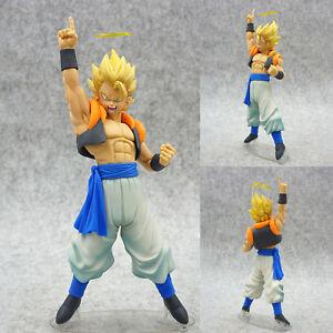 Image Is Loading Manga Dragon Ball Z Gogeta Super Saiyan Figure