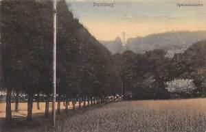 Bad-Pyrmont-Saxony-Germany-c1910-Postcard-Bomberg-Spelunkenturm