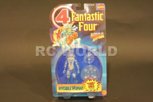 Toy Biz Marvel Femme Invisible ACTION FIGURE NEW IN BOX #1-L1-A4