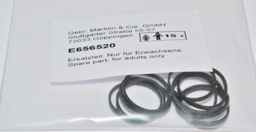 Märklin h0 656520 Traction SET 10 unités haftringe caoutchouc NOUVEAU /& NEUF dans sa boîte e656520