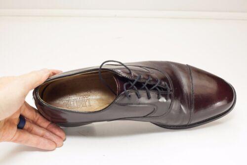 Chaussures habillées oxford brunes 8 5 JohnstonMurphy en Qrthsd
