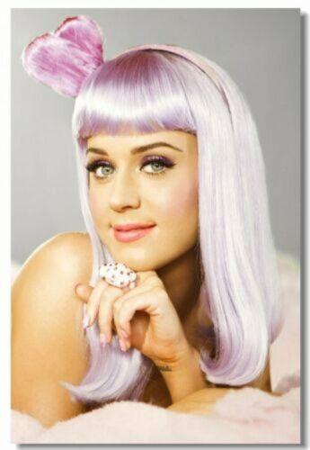 Katy Perry Art Wall Cloth Poster Print 512