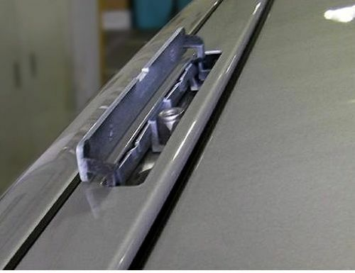 Pair of Subaru Legacy BL BM Estate 03-14 Roof Rack Dyn Bars Beta-103 120cm