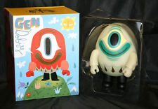"Tim Biskup 8"" POLSKA Cyclop GID Egg Qee Vinyl 2006 LE 300 Toy2R Brand New MIB"