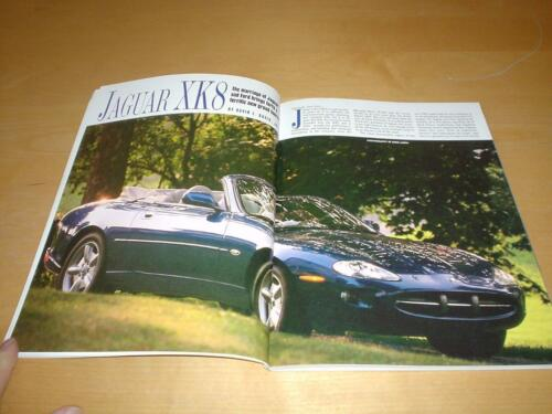jaguar xk8 manual