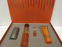 Perry Man By Perry Ellis For Men Spray 4pc Gift Set 3.4 +3.0 +2.7 + Mini