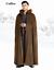 thumbnail 19 - 10 Color Winter Buddhist Meditation Shaolin Monk Kung Fu Double Plush Robe