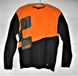 Cube-a-manches-longues-Icon-Gris-N-Orange-gr-M-L-10638