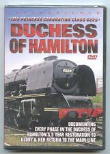 DVD - Duchess of Hamilton - 5 Year Restoration Project