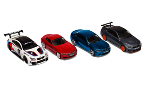 BMW Genuine Miniature Sports Car Collection x 1 M6 GT3 M4 GTS Z4 M2 80412413806