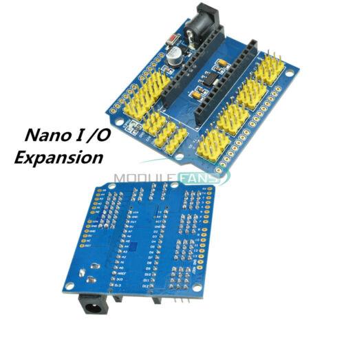 1//2//5//10PCS Nano I//O Expansion Sensor Shield Module For Nano 3.0 duemilanove2009