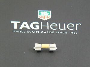 Original-TAG-Heuer-2000-Ladies-Endlink-model-307-81-Twotone-14mm-parts-link-EU