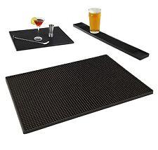 Rubber Service Bar Mat Heavy Duty bar and Rubber Drip Mats for Home