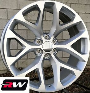 Chevy replica wheels