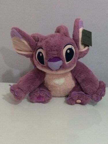 Disney Angel Medium Plush Light Up Toy Jouet Doux Teddy LILO /& Stitch Primark
