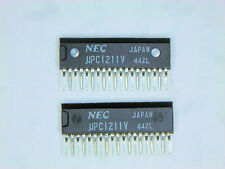"UPC1211V  ""Original"" NEC  19P ZIP IC  2  pcs"