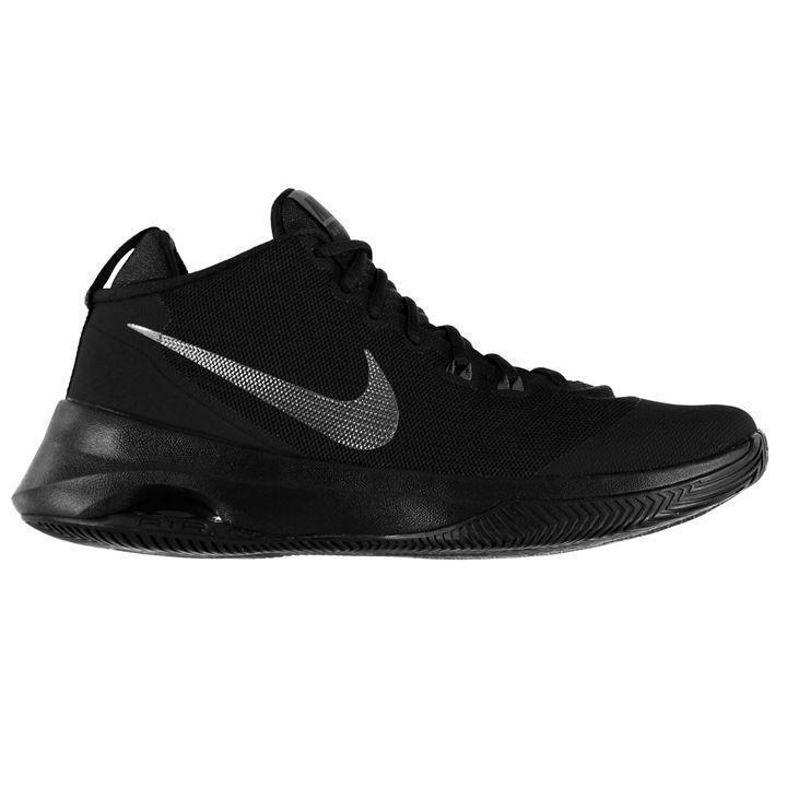 Nike Air Polyvalent Basketball Nubuck Baskets Hommes UK 7 Nous Ue 8 41 5489