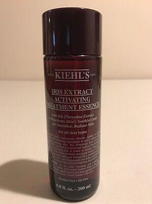 KIEHLS ~ IRIS EXTRACT ACTIVATING TREATMENT ESSENCE ~ 6.8 OZ