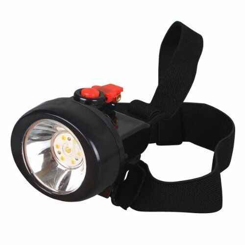 NEW Ringlit Wireless LED Mining Hat  Spot Light Head Lamp for Miners Cap  factory direct and quick delivery