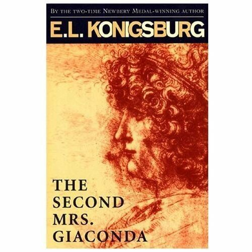 The Second Mrs. Gioconda By E. L. Konigsburg 1998, Trade Paperback  - $10.49