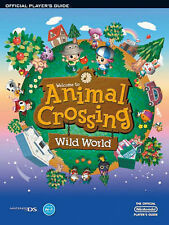 Animal Crossing: Wild World, Official Players Guide, Acceptable, Future Press, B